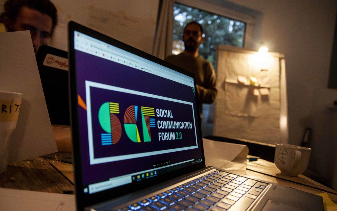 Social Communication Forum 2.0